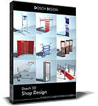 DOSCH 3D Shop Design (.max only)