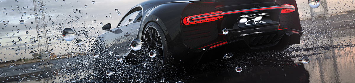 Dosch 3D: Effects - Cars & Water