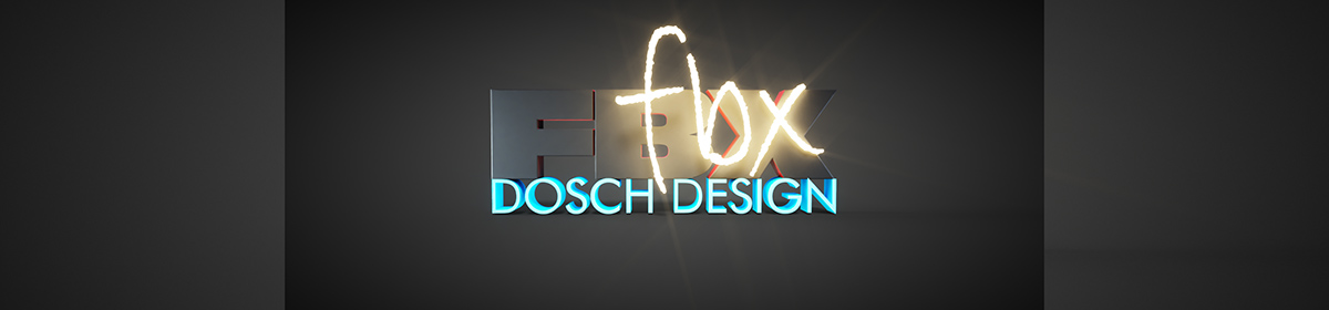 All DOSCH DESIGN 3D-Models are now available in FBX format!