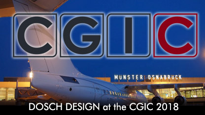 DOSCH DESIGN at the CGIC