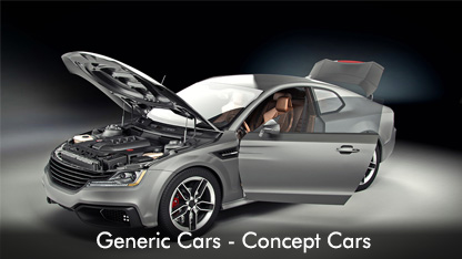 Generic Cars - Concept Cars