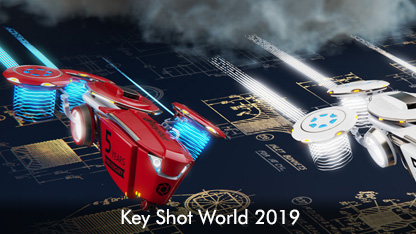 Key Shot World 2019