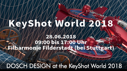 Keyshot World 2018