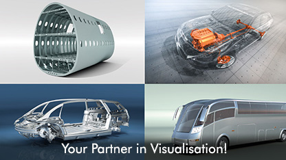 DOSCH DESIGN – your Partner in Visualisation!