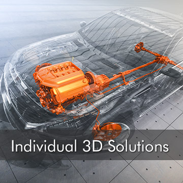 Individual 3D Solutions