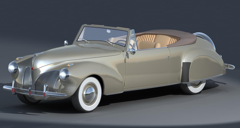 DOSCH 3D: Classic Cars V1.1