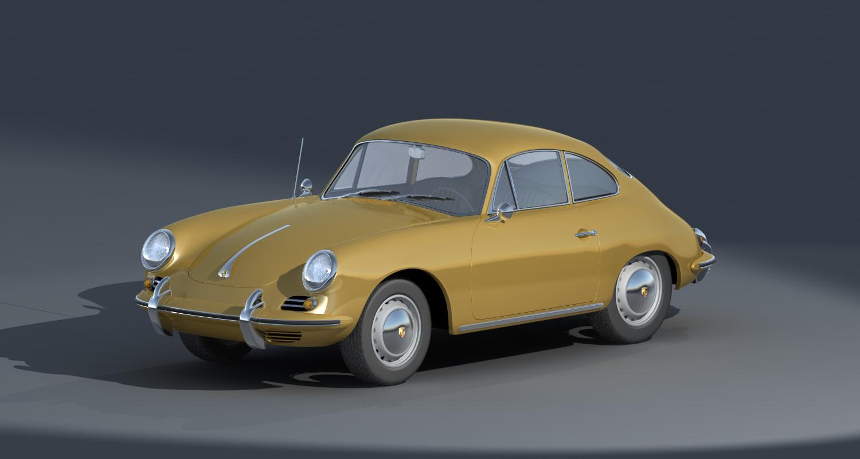 Dosch Design Dosch 3d Classic Cars V1 1