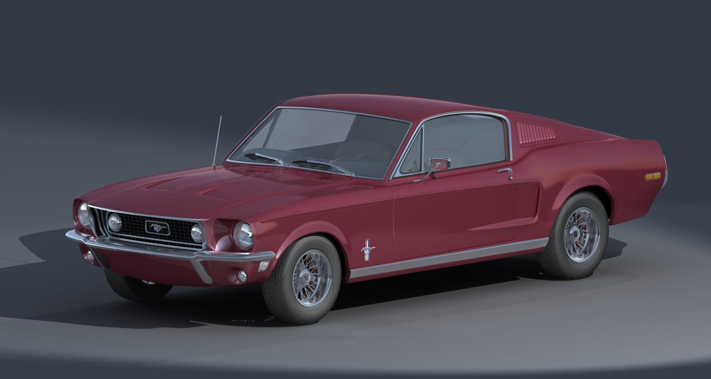 DOSCH DESIGN - DOSCH 3D: Classic Cars V1.1