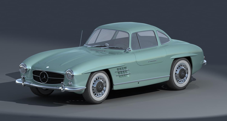Dosch Design Classic Car