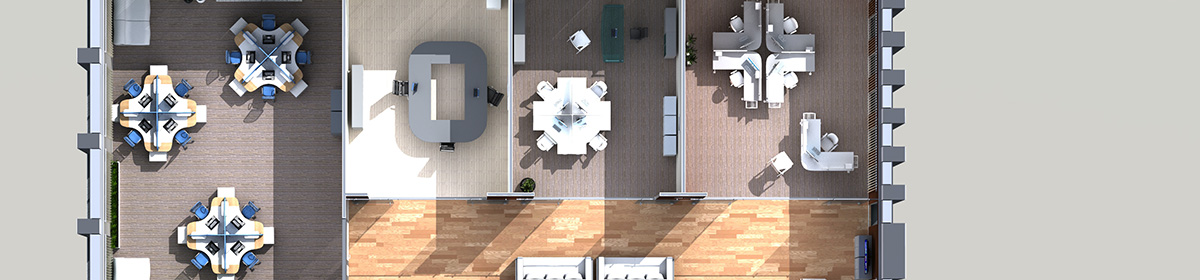 DOSCH 3D 3D-Scenes - Office 03