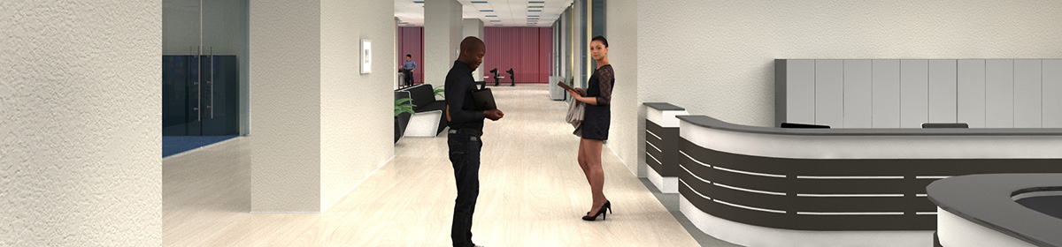 DOSCH 3D 3D-Scenes - Office 04 - Plus