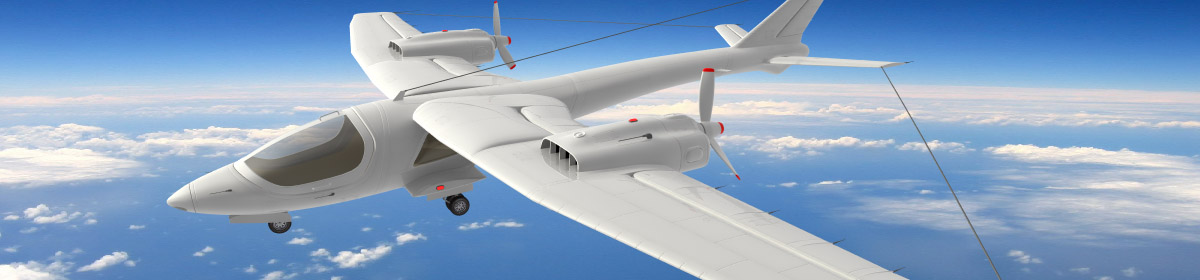 DOSCH 3D Airplane Concepts