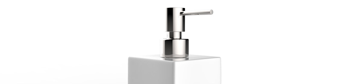 DOSCH 3D Bathroom Accessories