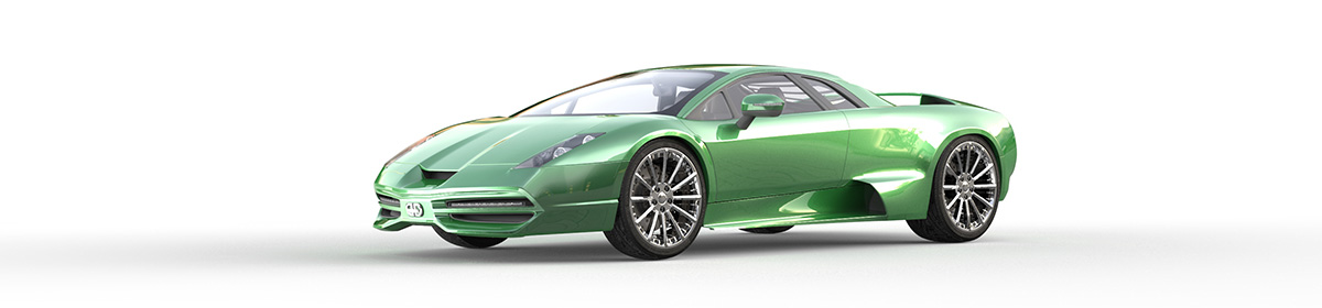DOSCH 3D Concept Cars Vol.05
