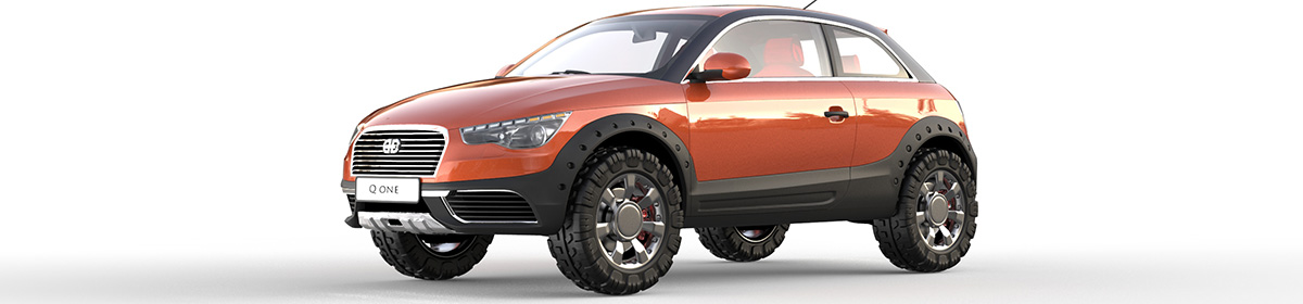 DOSCH 3D Concept Cars Vol.06