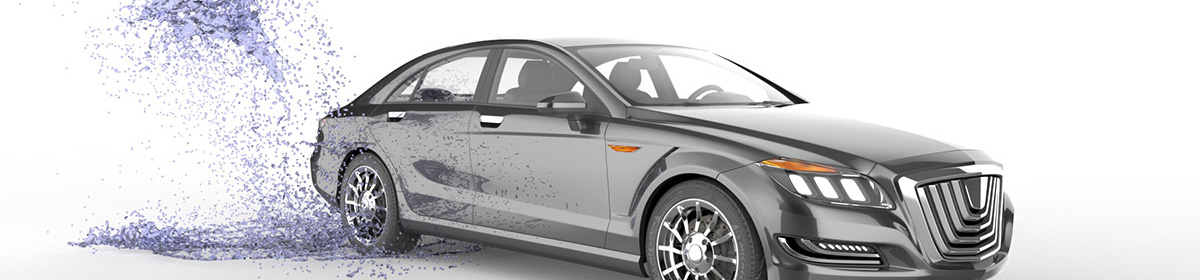 DOSCH 3D Effects - Cars & Water