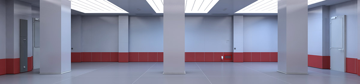 DOSCH 3D: Environments - Clean Room