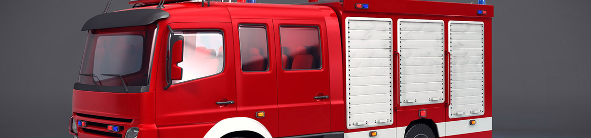 DOSCH 3D: Fire Trucks