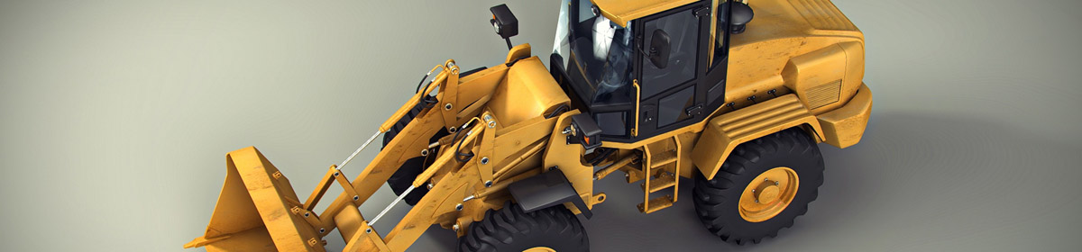DOSCH 3D Heavy Machines
