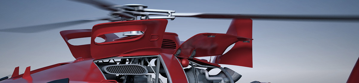 DOSCH 3D Helicopter Details