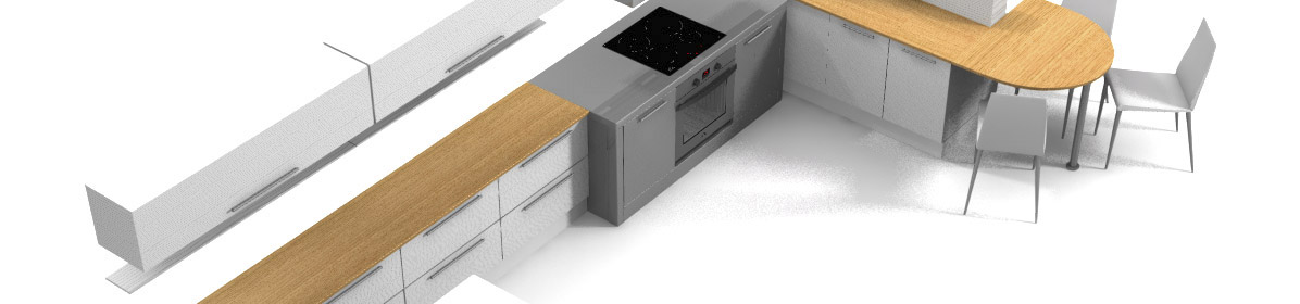 DOSCH 3D Kitchen Designs V2