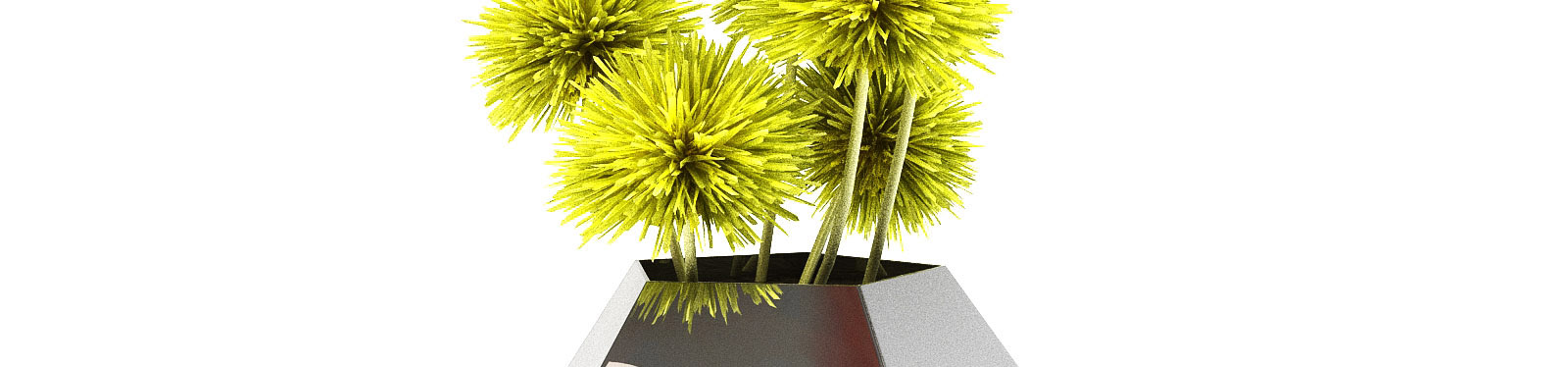 DOSCH 3D Modern Floral Decoration