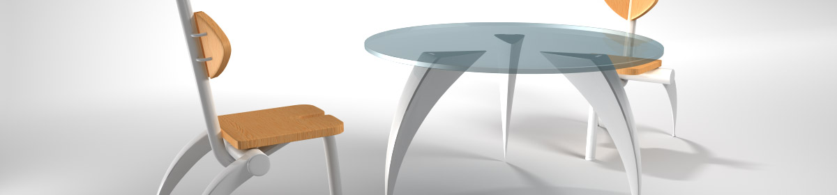 DOSCH 3D Modern Furniture