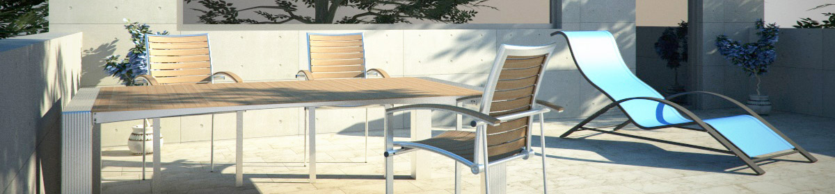 DOSCH 3D Modern Garden Furniture