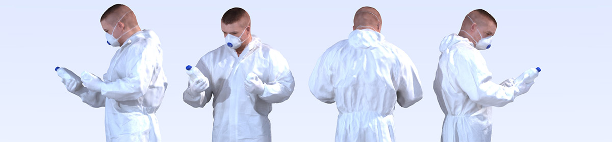 DOSCH 3D People - Clean Room Vol. 1