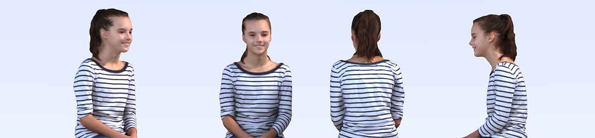 DOSCH 3D People - Kids Vol. 1
