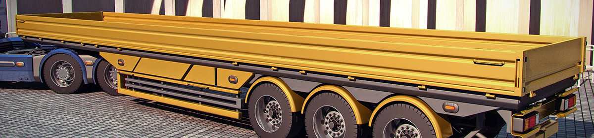DOSCH 3D Trucks & Trailers
