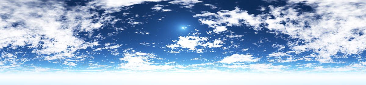 DOSCH DESIGN - DOSCH HDRI: Blue Skies