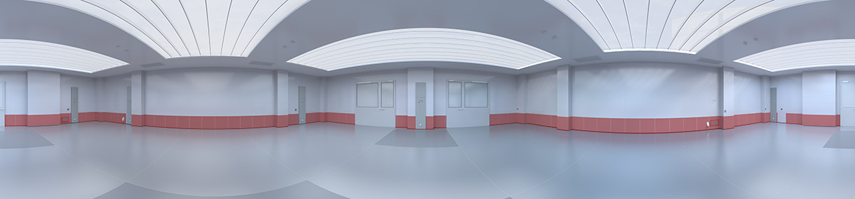 DOSCH HDRI Clean Room