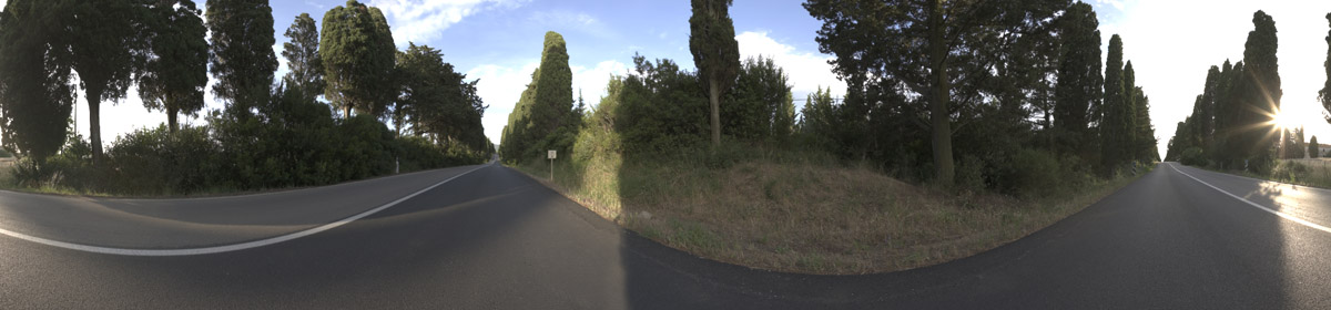 DOSCH HDRI Country Roads