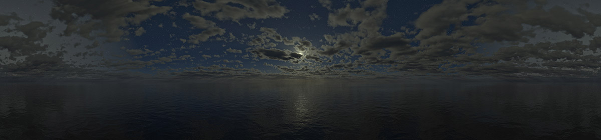 DOSCH DESIGN - DOSCH HDRI: Night Skies