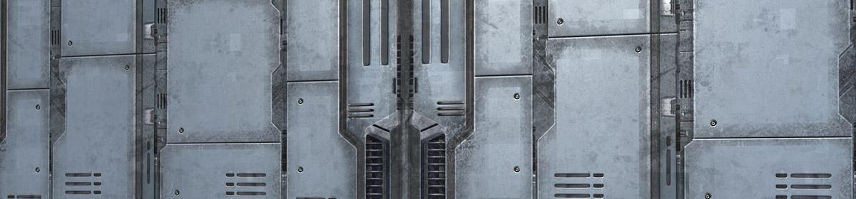 DOSCH DESIGN - DOSCH Textures: SciFi Materials