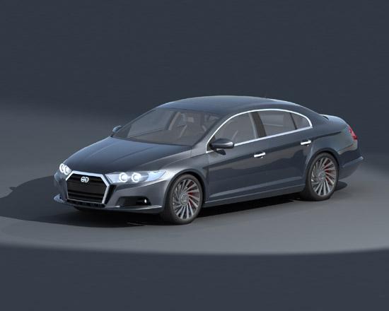 Dosch Design Dosch 3d Concept Cars 2011 V1 1