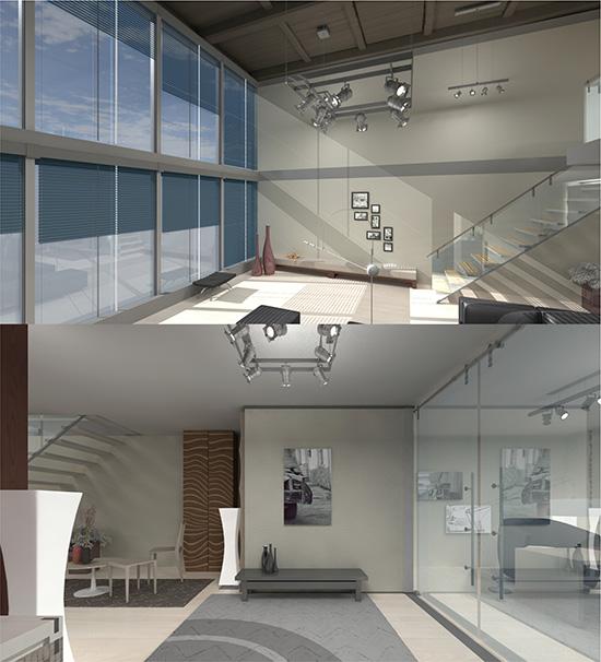 DOSCH DESIGN - DOSCH 3D: 3D-Scenes - Loft 03