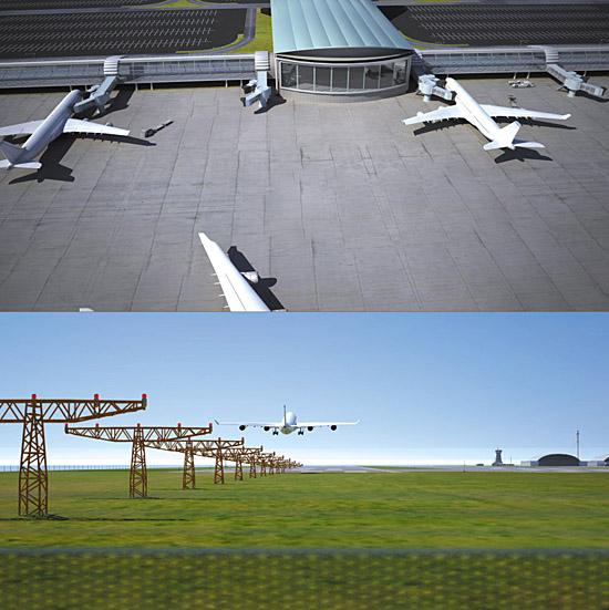 DOSCH DESIGN - DOSCH 3D: Airport