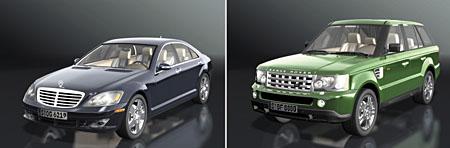 Dosch Design Dosch 3d Cars 2006