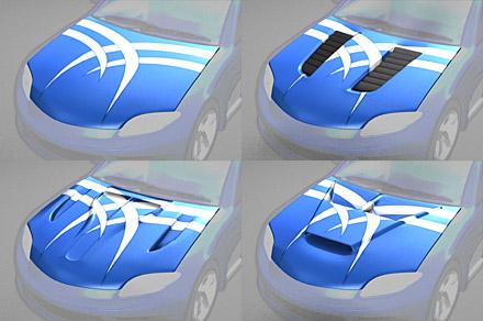 Dosch Design Dosch 3d Car