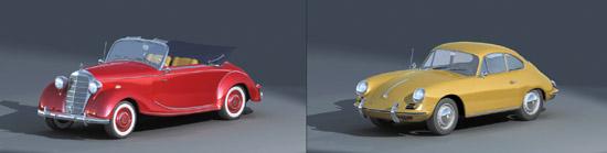 Dosch Design Dosch Classic Cars