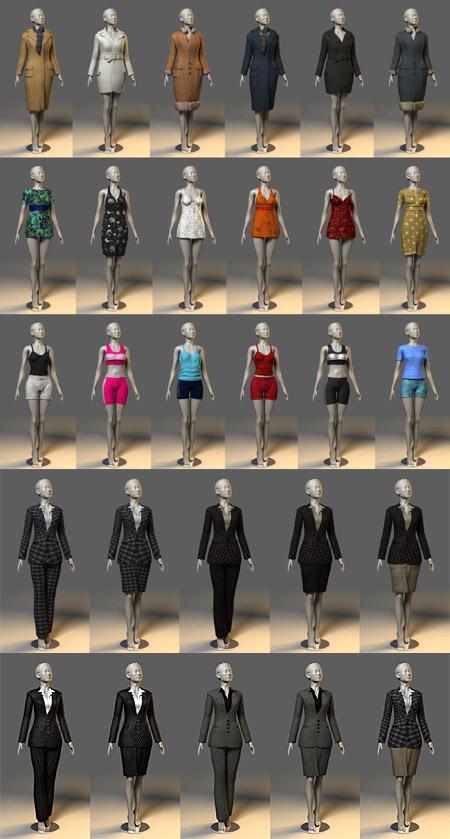 DOSCH DESIGN - 3D models, textures, HDRI, audio and viz-images