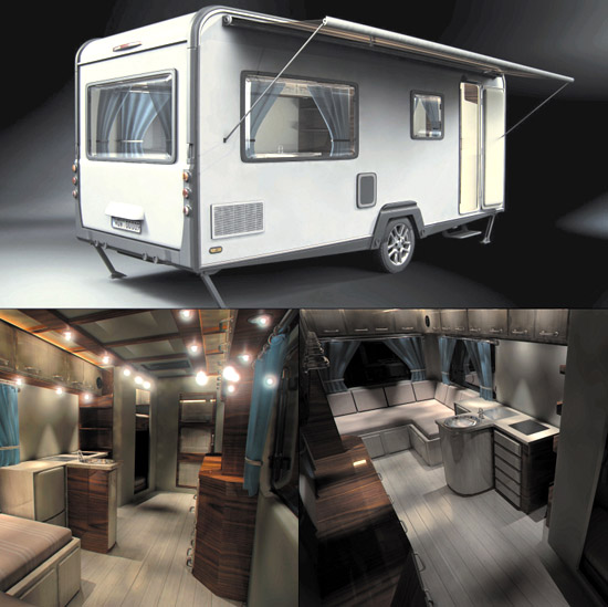 The product DOSCH 3D  Caravan Details contains a very detailed and fully  textured 3D model of a caravan with all important details. DOSCH DESIGN   DOSCH 3D  Caravan Details