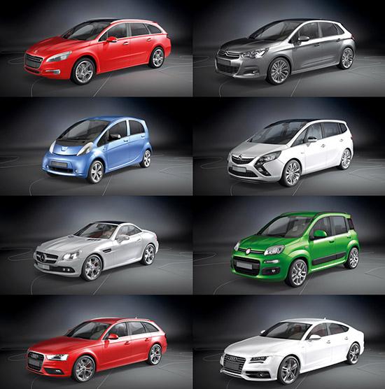 Dosch Design Dosch 3d Cars 2012 V1 1