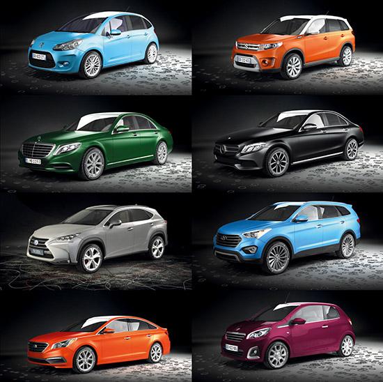 DOSCH DESIGN - DOSCH 3D: Cars 2015 V1.1