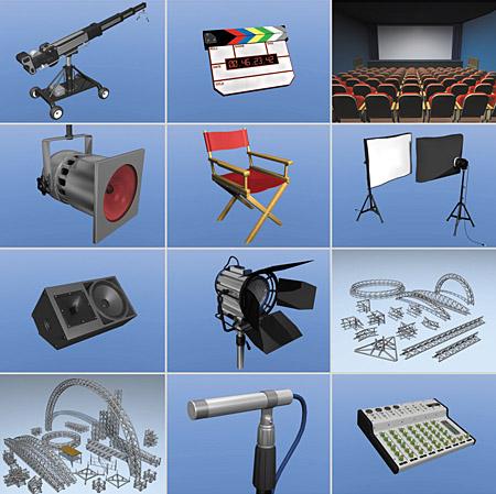 Cinema 4d Free Objects