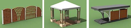 داچ دیزاین طراحی باغ فضای سبز