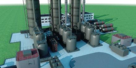 DOSCH DESIGN - DOSCH 3D: Industrial Buildings