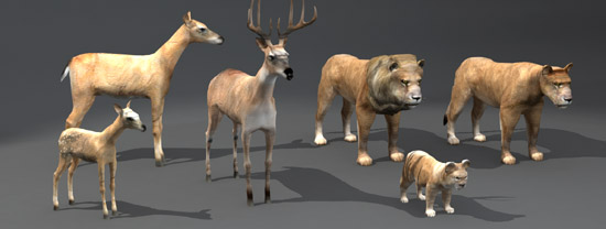 Dosch design dosch 3d lo poly animals dosch 3d lo poly animals contains 150 fully textured 3d models of various animals please review the overview pdf for a full list of all included animals voltagebd Images